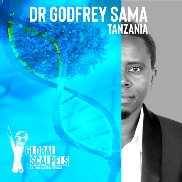 Ep 17: Godfrey Sama artwork