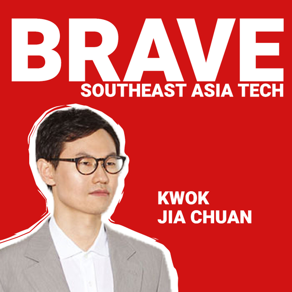 Kwok Jia Chuan: Leadership Is Never About Yourself artwork