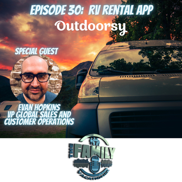 RV Rental App Outdoorsy artwork