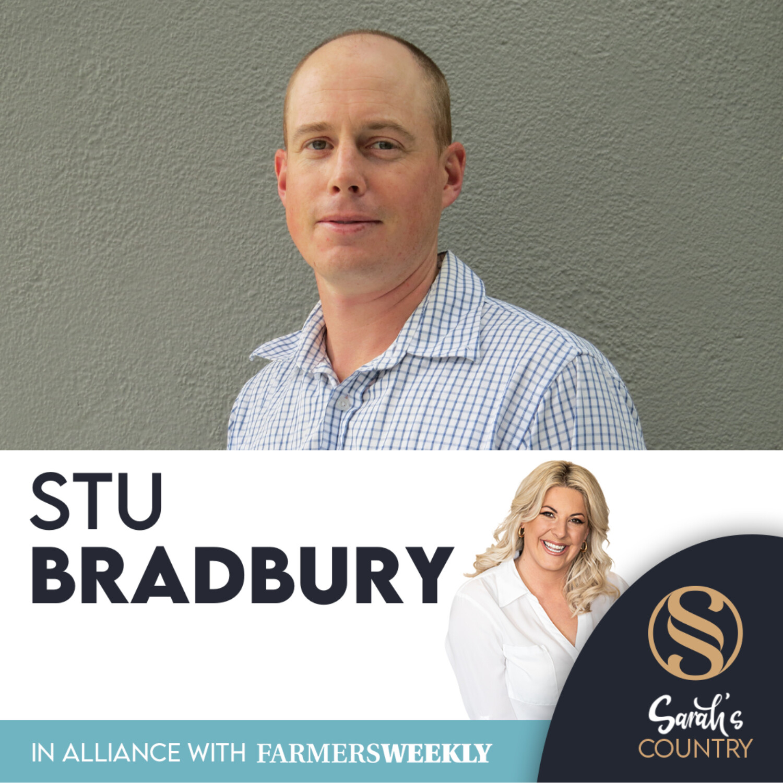 "Stu Bradbury   ""Game-changing 'smart pivot'"""