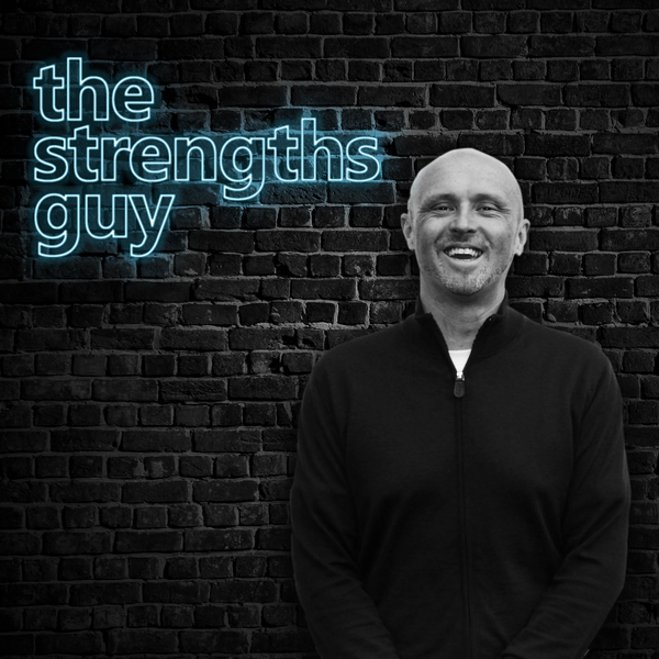 Episode 7: Dealing with strengths awe, strengths envy and strengths denial artwork