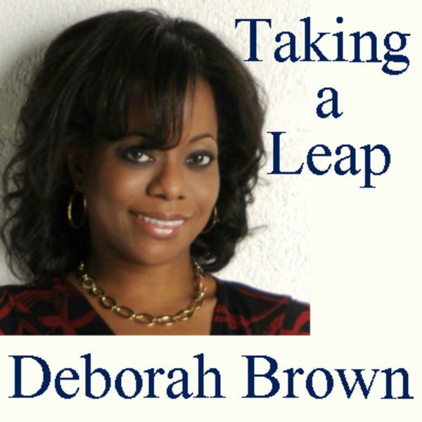 Deb Brown --Take A Leap This Year artwork