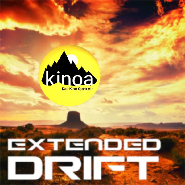 The Extended Drift 88 artwork