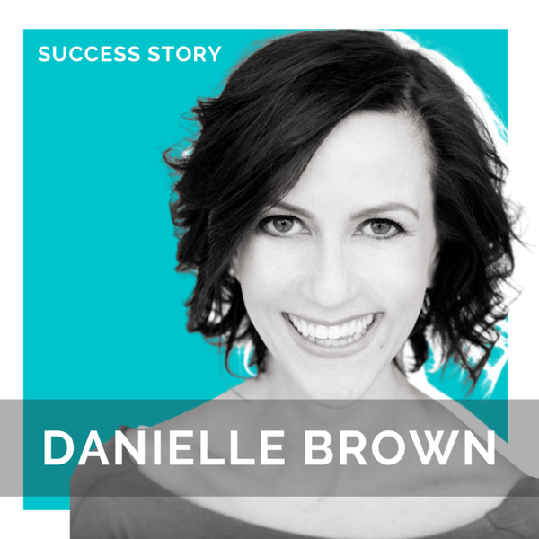 Danielle Brown, CMO at Points   Nontraditional Career Paths & Managing Through Covid  artwork