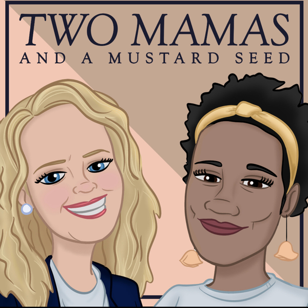 Two Mamas and a Mustard Seed w Timalyn Bowens 2 artwork
