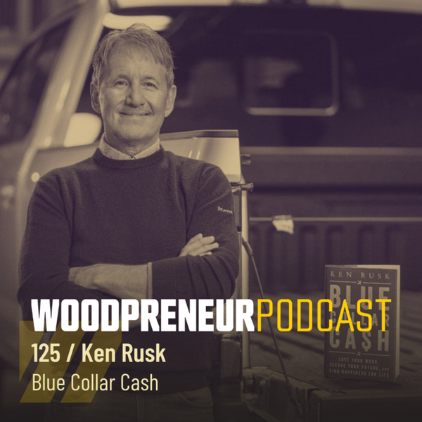 Ken Rusk: Blue Collar Cash artwork