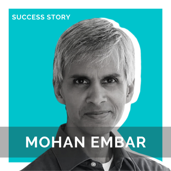 Mohan Embar, CEO of PolyTripper | Top 1% Polyglot (8 Languages) & Entrepreneur | SSP Interview artwork