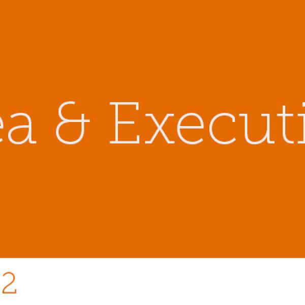 112 - Idea & Execution