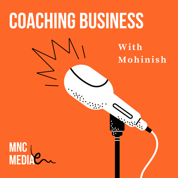 Online coaching business with Mohinish Nirwal artwork
