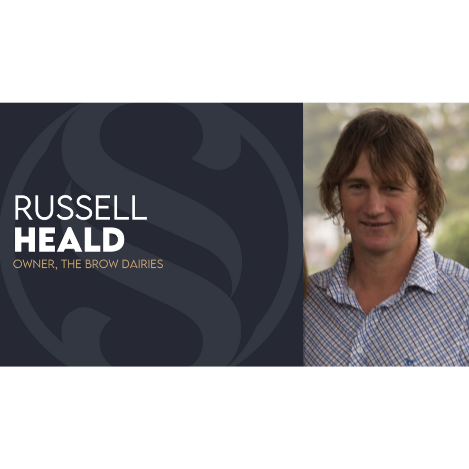 Farming regeneratively & profitably | Russell Heald