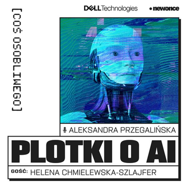 Plotki o sztucznej inteligencji artwork