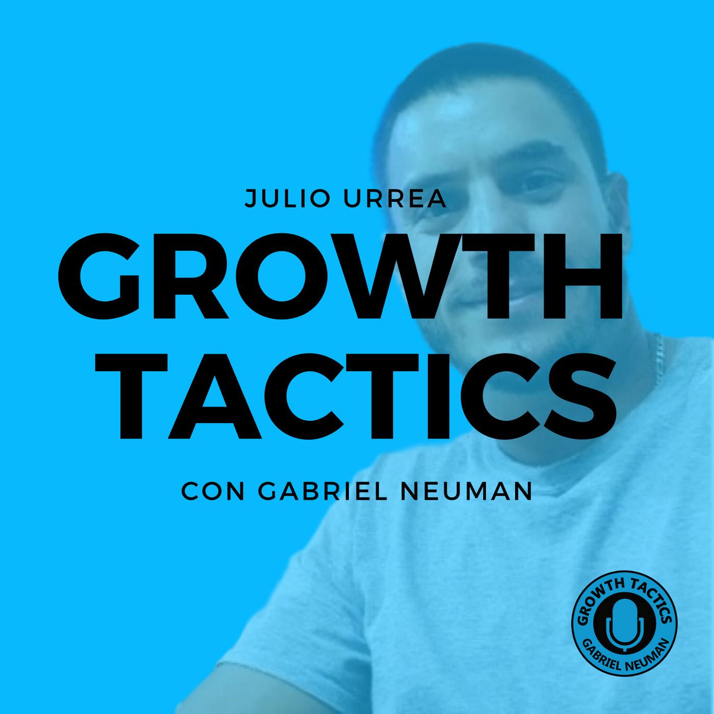 Lanza tu proyecto aún si piensas que no estas listo - Growth Tactics con Gabriel Neuman