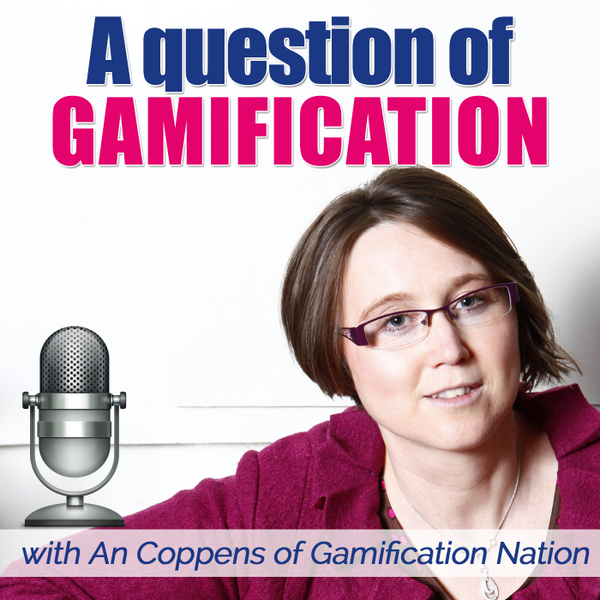 Podcast 29: What can gamification unlock in the workplace? artwork
