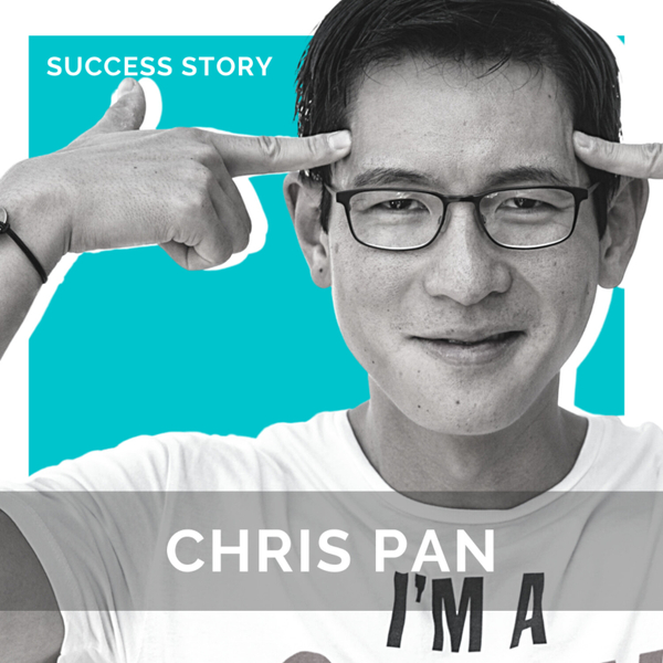 Chris Pan, Founder of My Intent Project | Ex McKinsey, Ex Facebook, Success & Happiness Came After | SSP Interview artwork