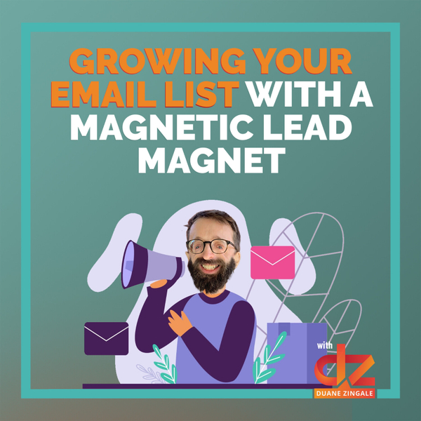 MYMS 84: Growing Your Email list with a Magnetic Lead Magnet artwork