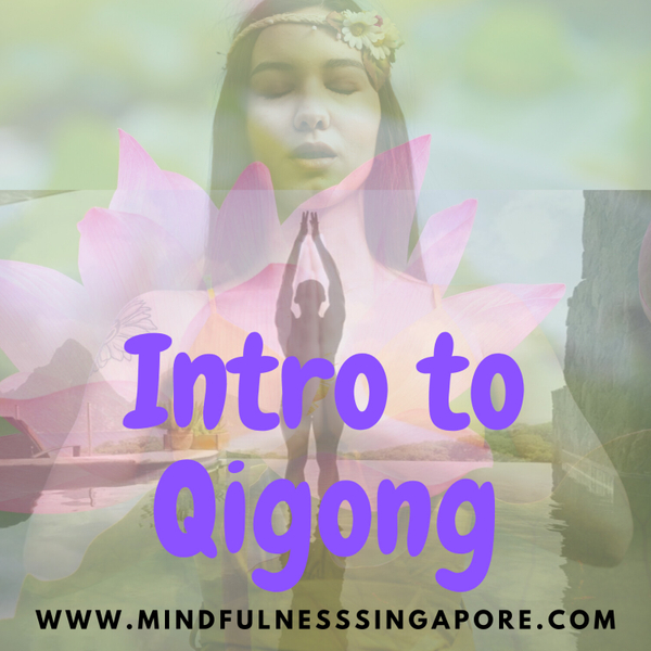 Introduction to Qigong artwork