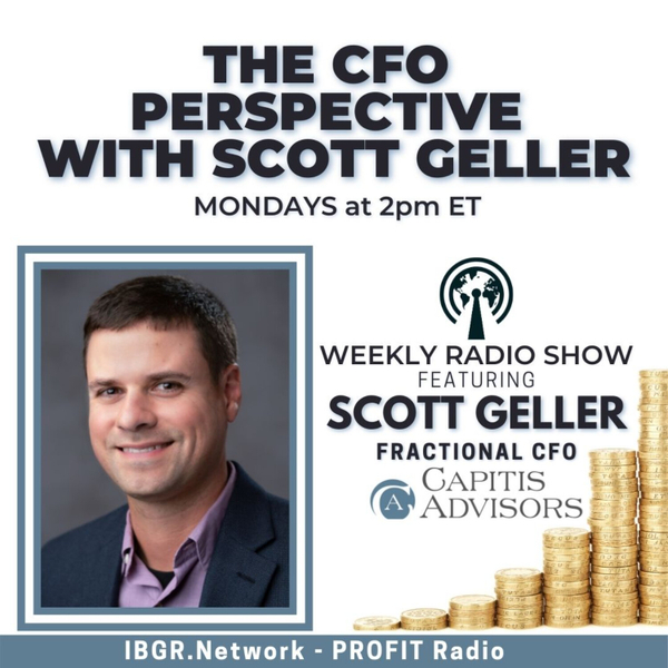 The CFO Perspective with Scott Geller artwork