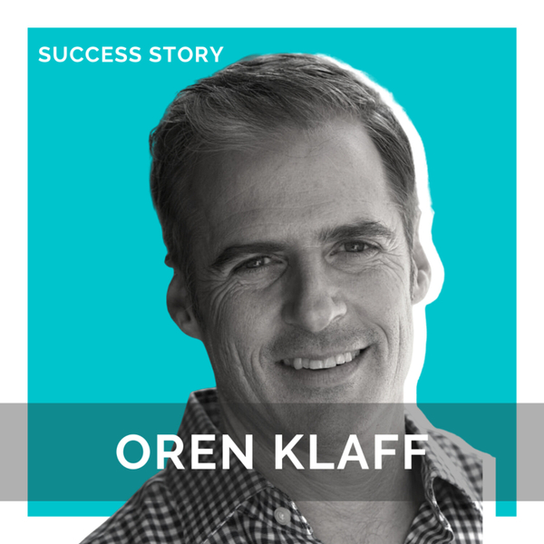 Oren Klaff,  Author & Managing Director at Intersection Capital | Pitch Anything | SSP Interview artwork