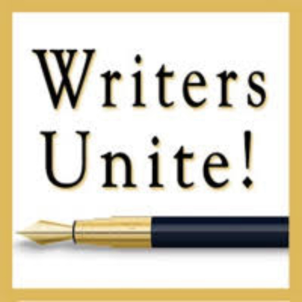 """WRITERS UNITE!"" - Deborah Ratliff (9-27-19)"
