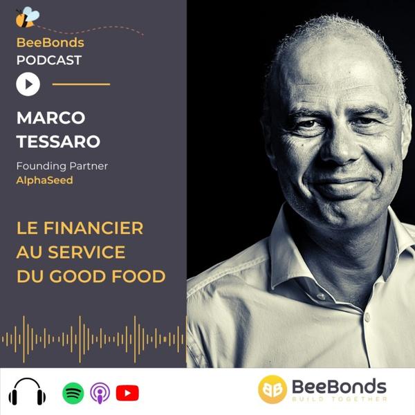 Marco Tessaro, le financier au service du good food  artwork