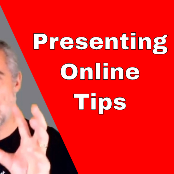 Tips for Talking at Online Conferences