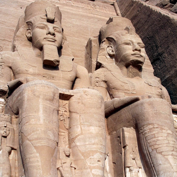 I AM Ramesses the Great artwork