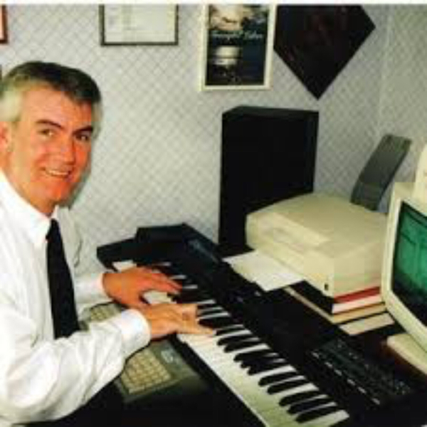 Composer, Dave McGerty (11-1-19) artwork