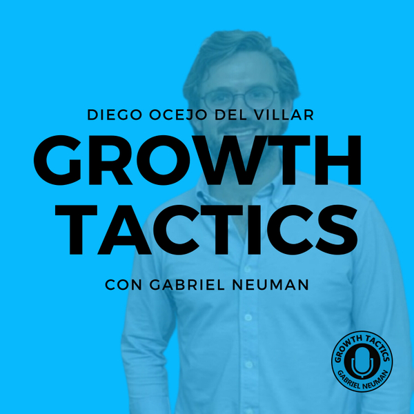 Involúcrate en todo tu negocio con Diego Ocejo del Villar artwork