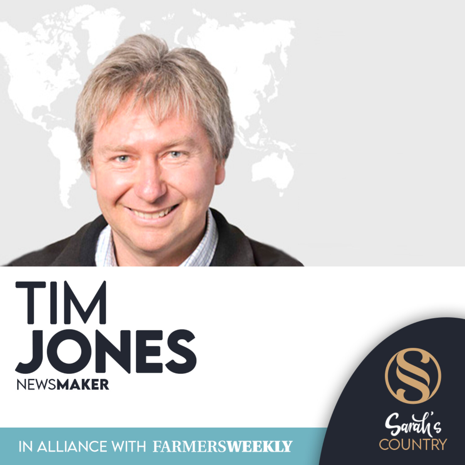 "Tim Jones I ""South Island growers hit hard"""