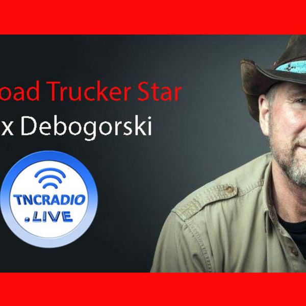 Alex Debogorski - Ice Road Truckers  artwork