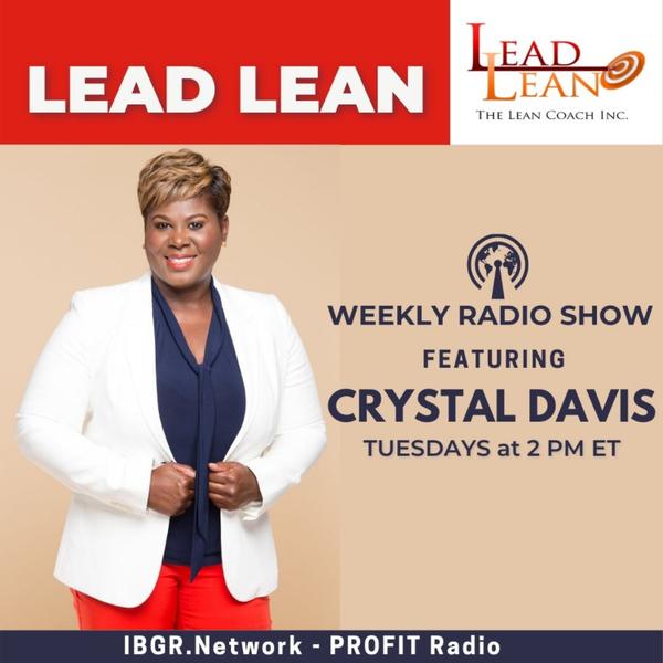 Lead Lean with Crystal Y Davis artwork