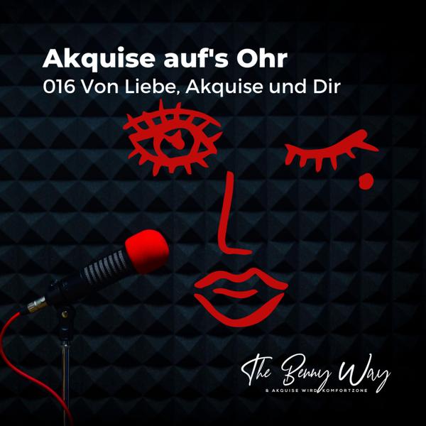 016 Von Liebe, Akquise & Dir artwork