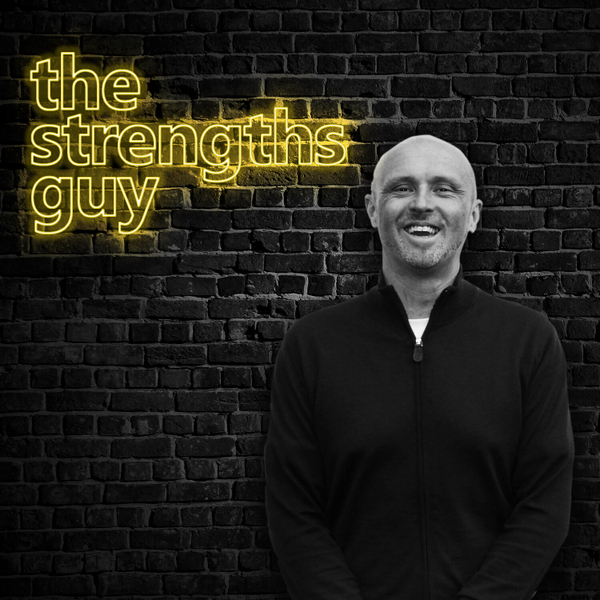S10E4 What is strengths based leadership and how can you get it? artwork