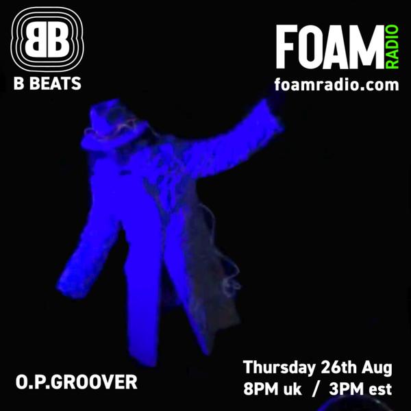 B BEATS - O.P.Groover Bank Hols Bass    [Breakbeat / DnB / Tech House] artwork