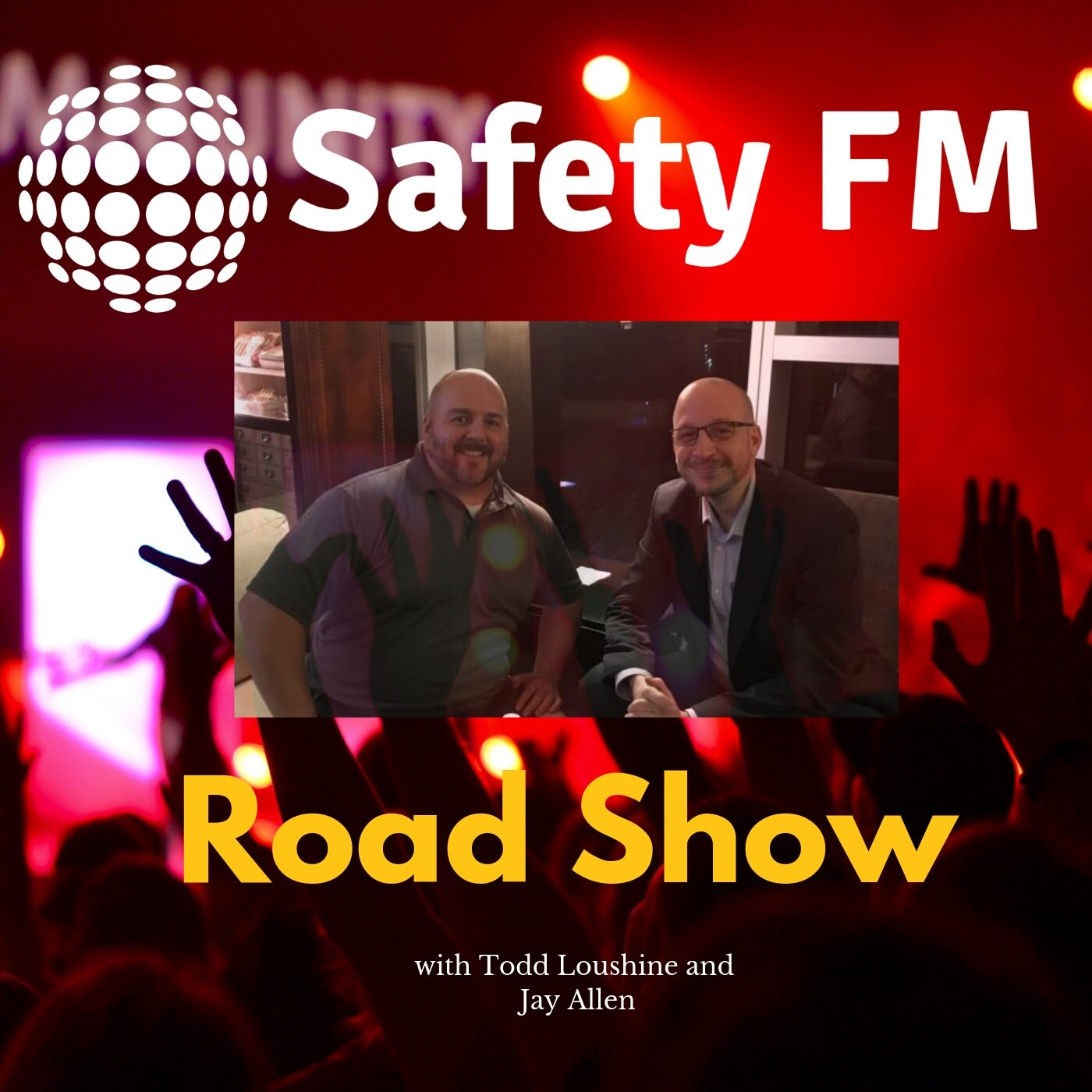 The Jay Allen Show on Safety FM