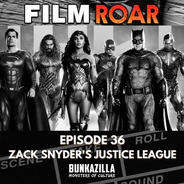 Zack Snyder's Justice League Special artwork