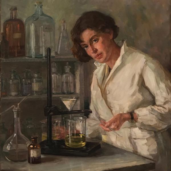 Ana Mayer Kansky – znanstvenica in podjetnica artwork