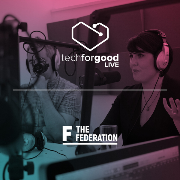 TFGL at The Federation Episode 5 - Toxic Tech with Sara Wachter-Boettcher