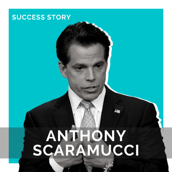 Anthony Scaramucci, Founder of Skybridge Capital   What's The New American Dream?   SSP Interview artwork