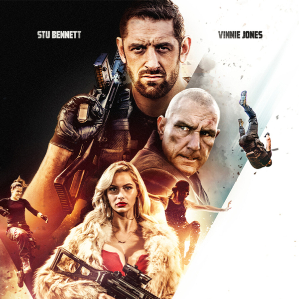 I Am Vengeance: Retaliation Interview Special artwork