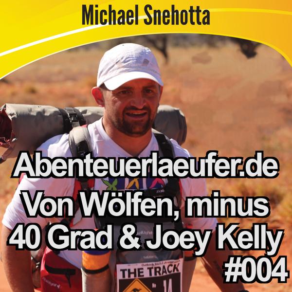 """004 Von Wölfen, minus 40 Grad, Joey Kelly und """"BKE"""" artwork"""
