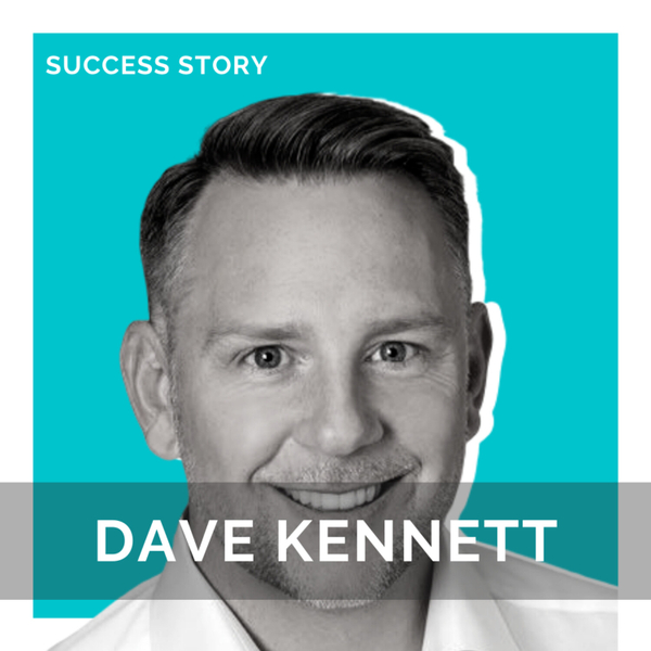 Dave Kennett, CEO of Replayz | Sales Coaching & Excellence | SSP Interview artwork