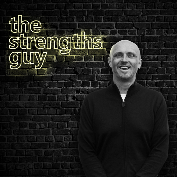Episode 9: Know your strengths artwork