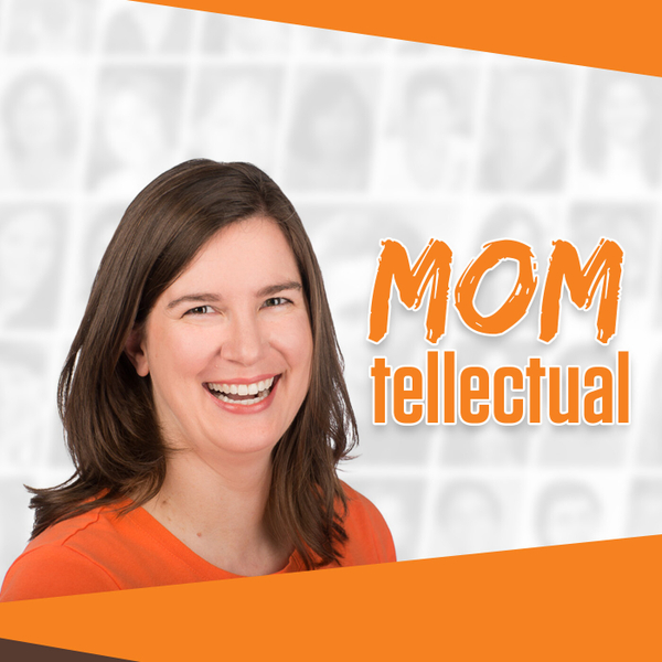 MOMTELLECTUAL 126 - Clutter Relief with Judy Rickey (part 1) artwork