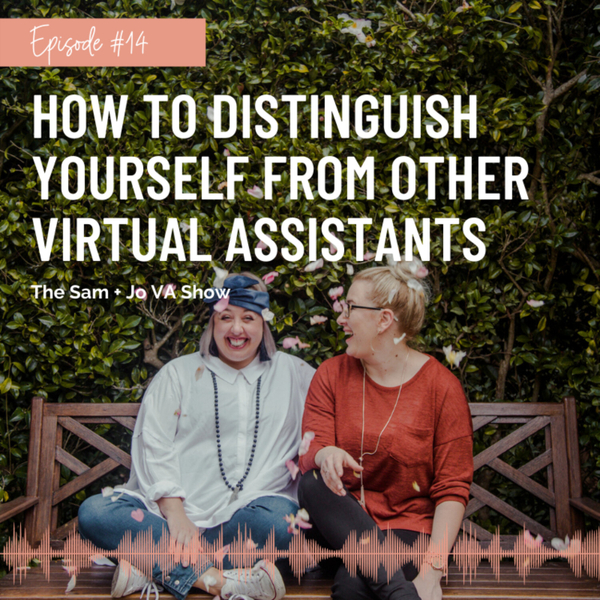 #14 How To Distinguish Yourself From Other VAs artwork