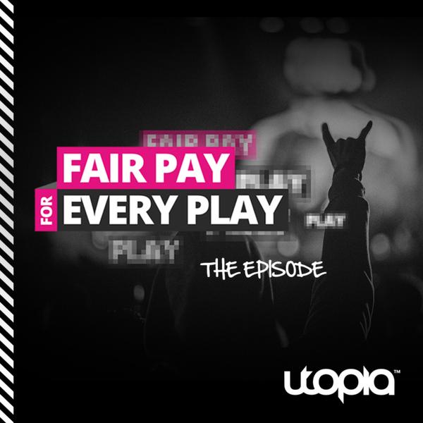 Fair Pay for Every Play artwork