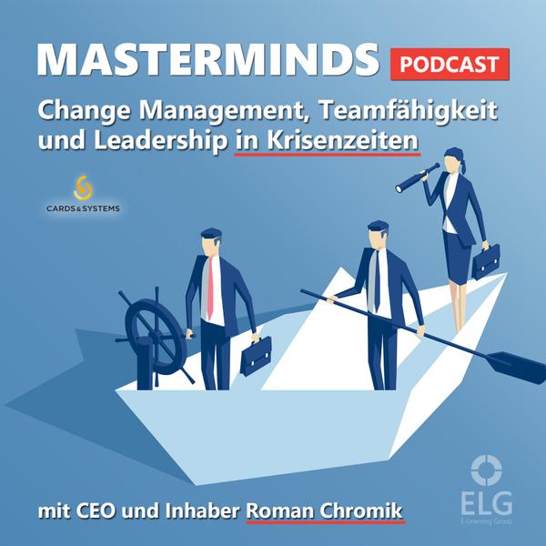 #23 mit Cards & Systems CEO Roman Chromik (Teil 2) - Change Management, Teamfähigkeit und Leadership in Krisenzeiten artwork