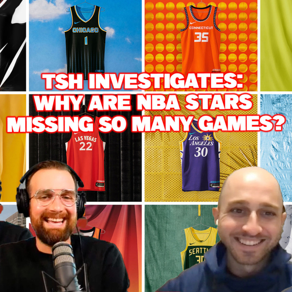 TSH Investigates: Why are NBA stars missing so many games? artwork