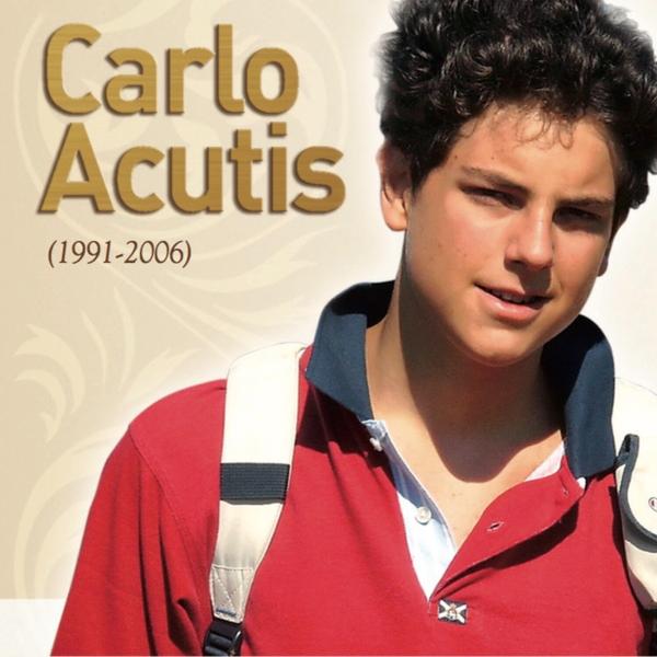 Błogosławiony Carlo Acutis - Rozmowa z o. Azariaszem Hessem, bernardynem artwork