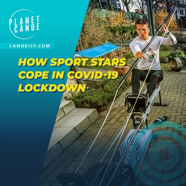 How sport stars cope in covid-19 lockdown: Episode 2 artwork